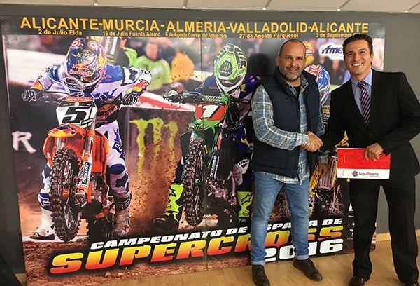 El Supercross vuelve a Alicante con SegurDreams