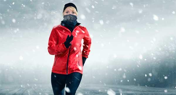 ¿Cómo vestirse para correr en invierno?