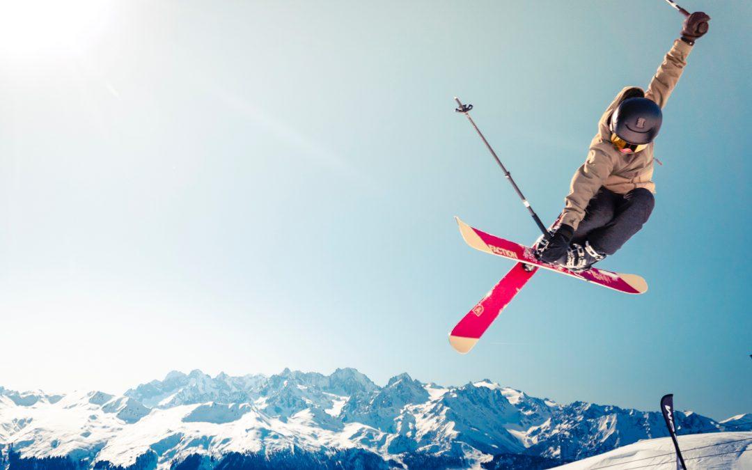 Los estiramientos ideales para después de esquiar